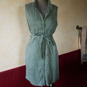 Velvet Heart button down dress